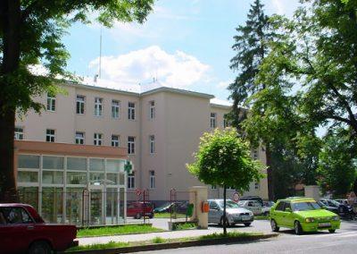 Nemocnice Moravská třebová